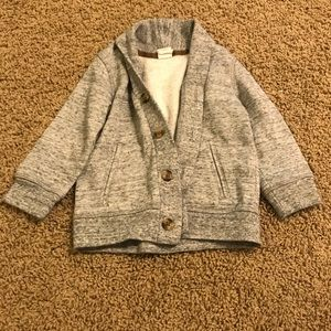 H&M Jackets & Coats - H&M 12-18 Month Sweatshirt Cardigan
